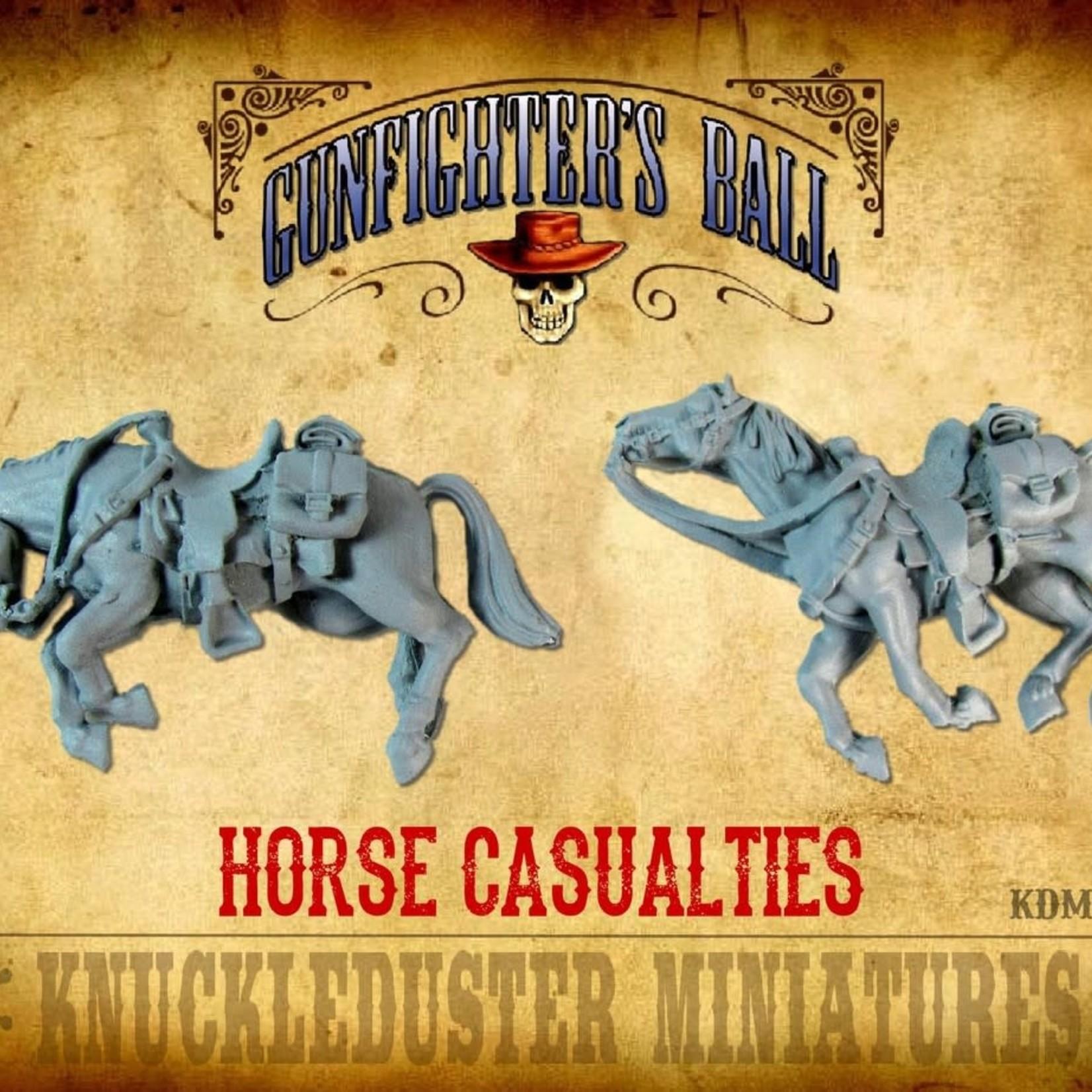 Horse Casualties