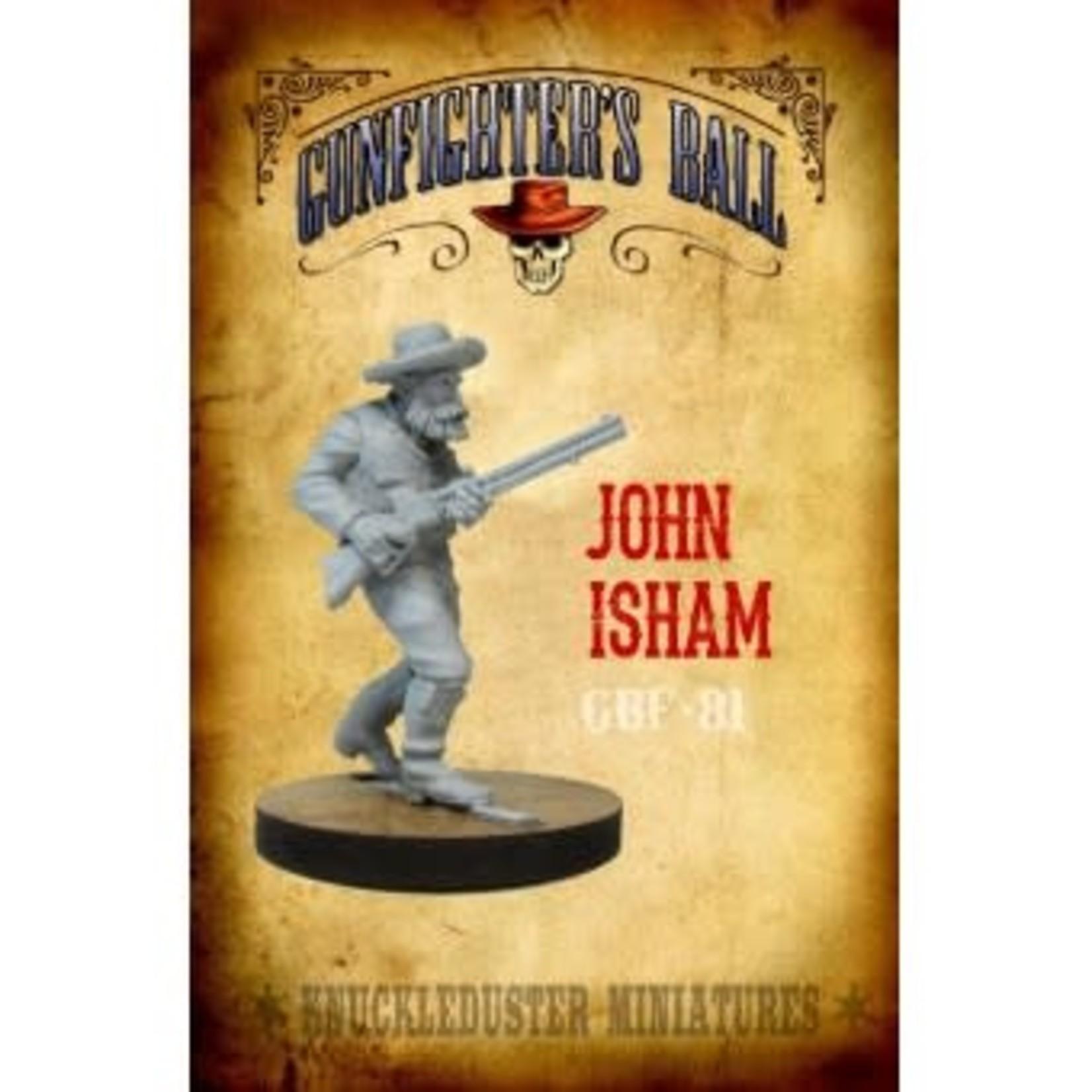 John Isham