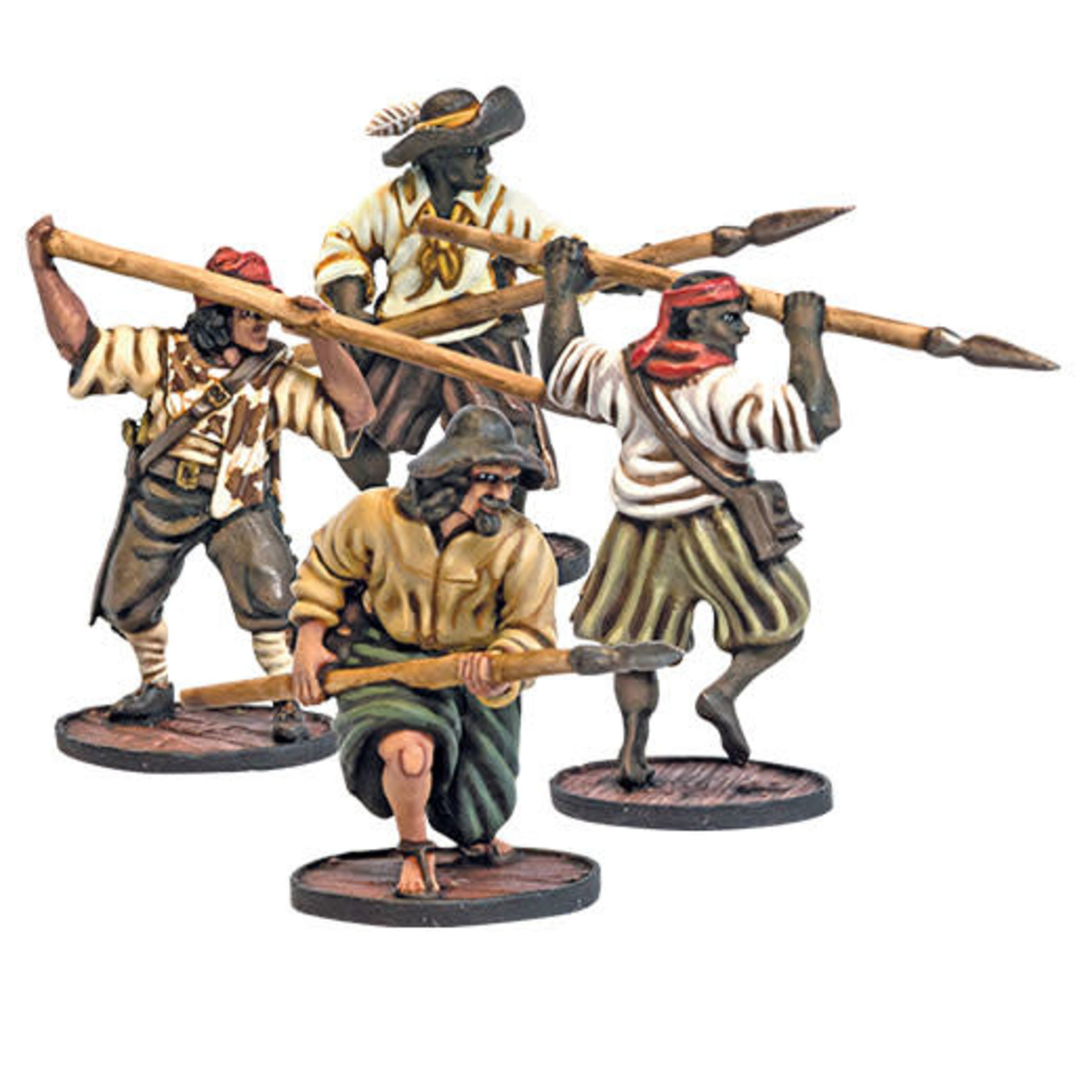 Lanceros Unit