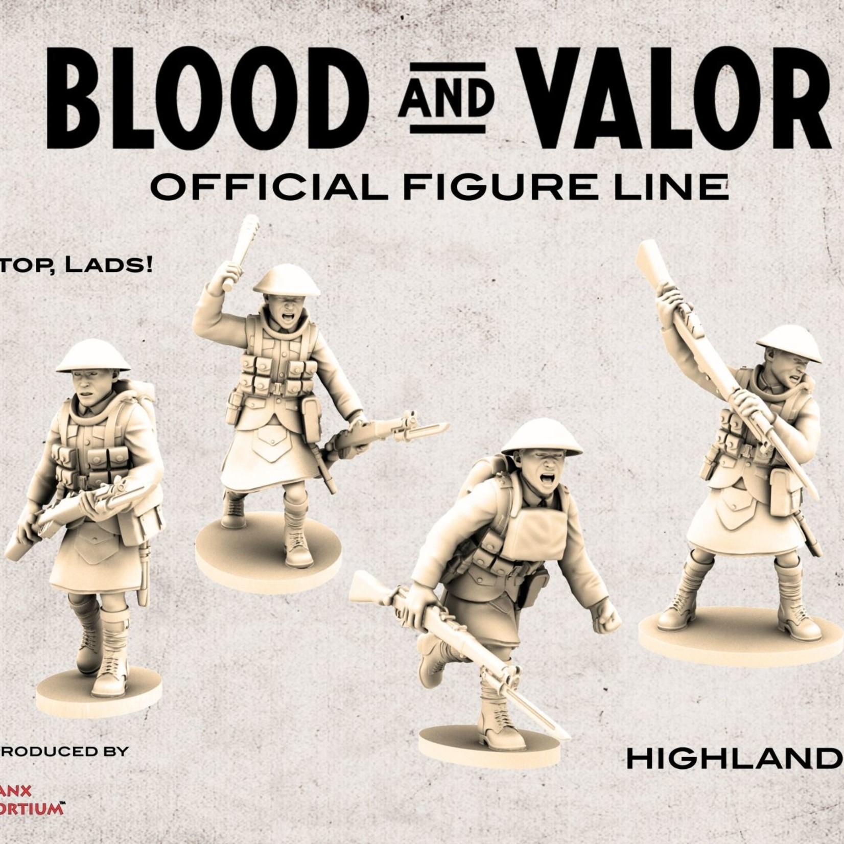 Highlander Set A