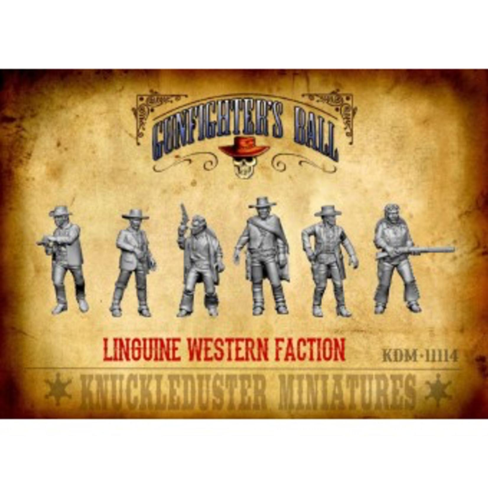 Linguine Western Faction