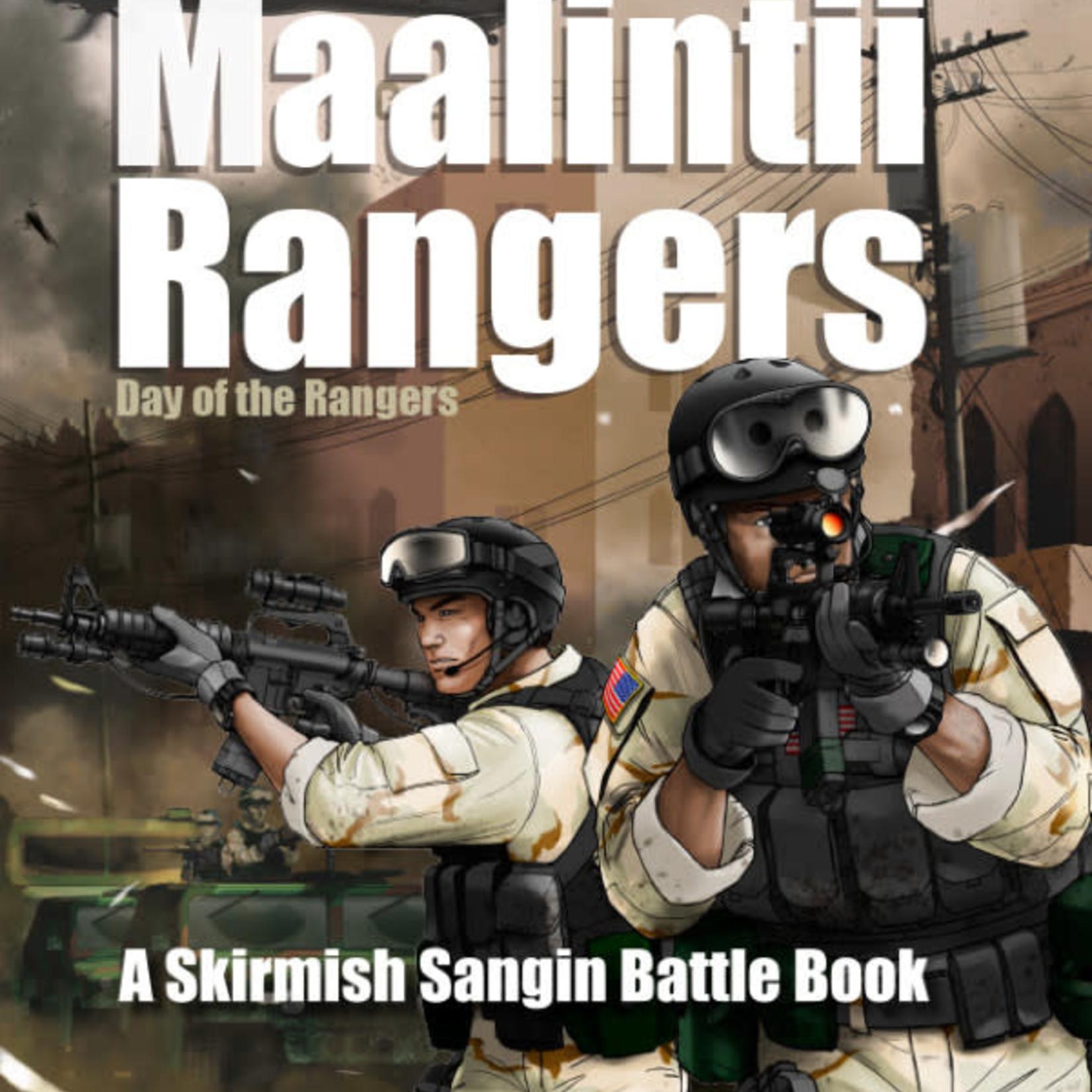 Maalintii Rangers Supplement