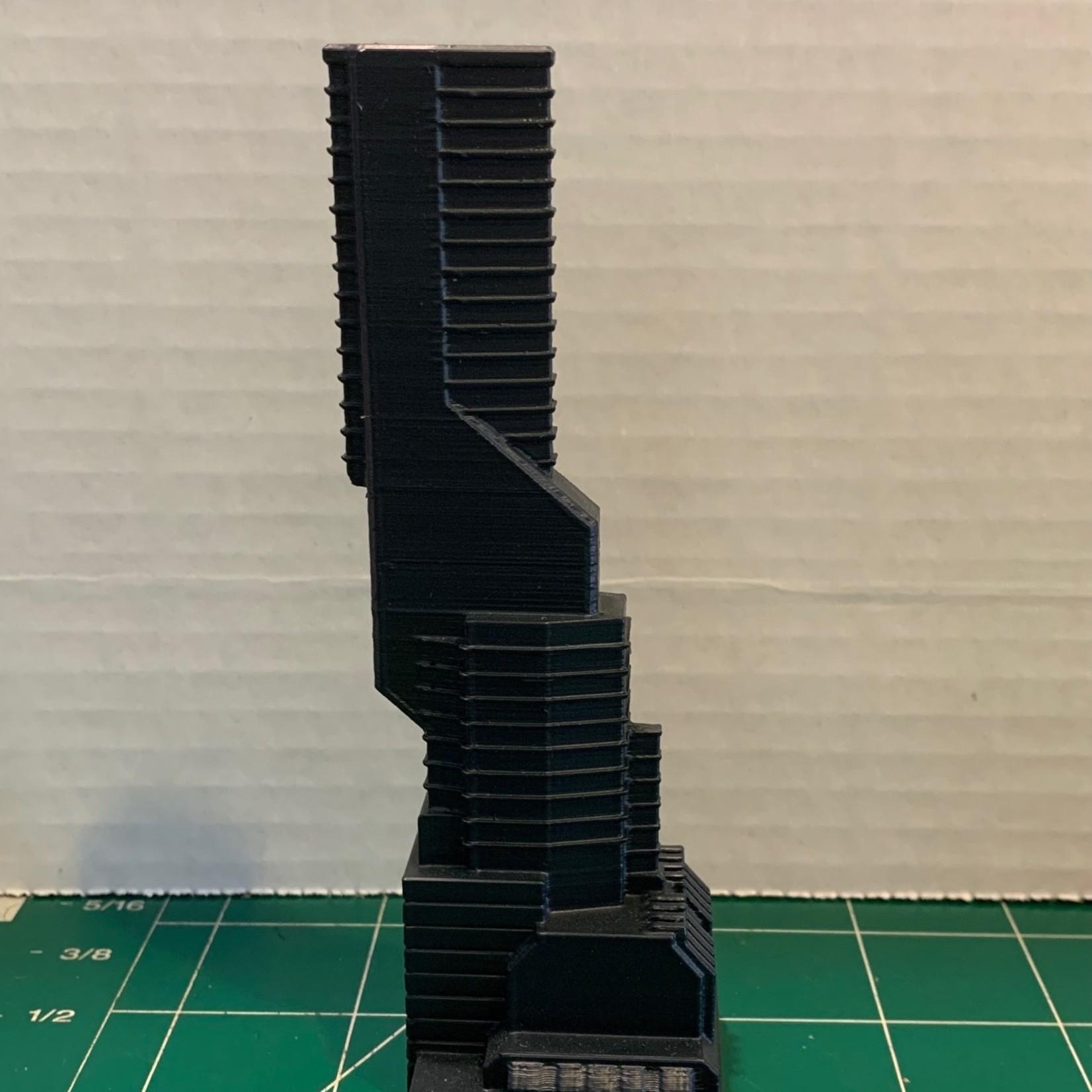 "Neo Tyrannis Mini ""Monsterpocalypse"" Skyscraper 3 Building"