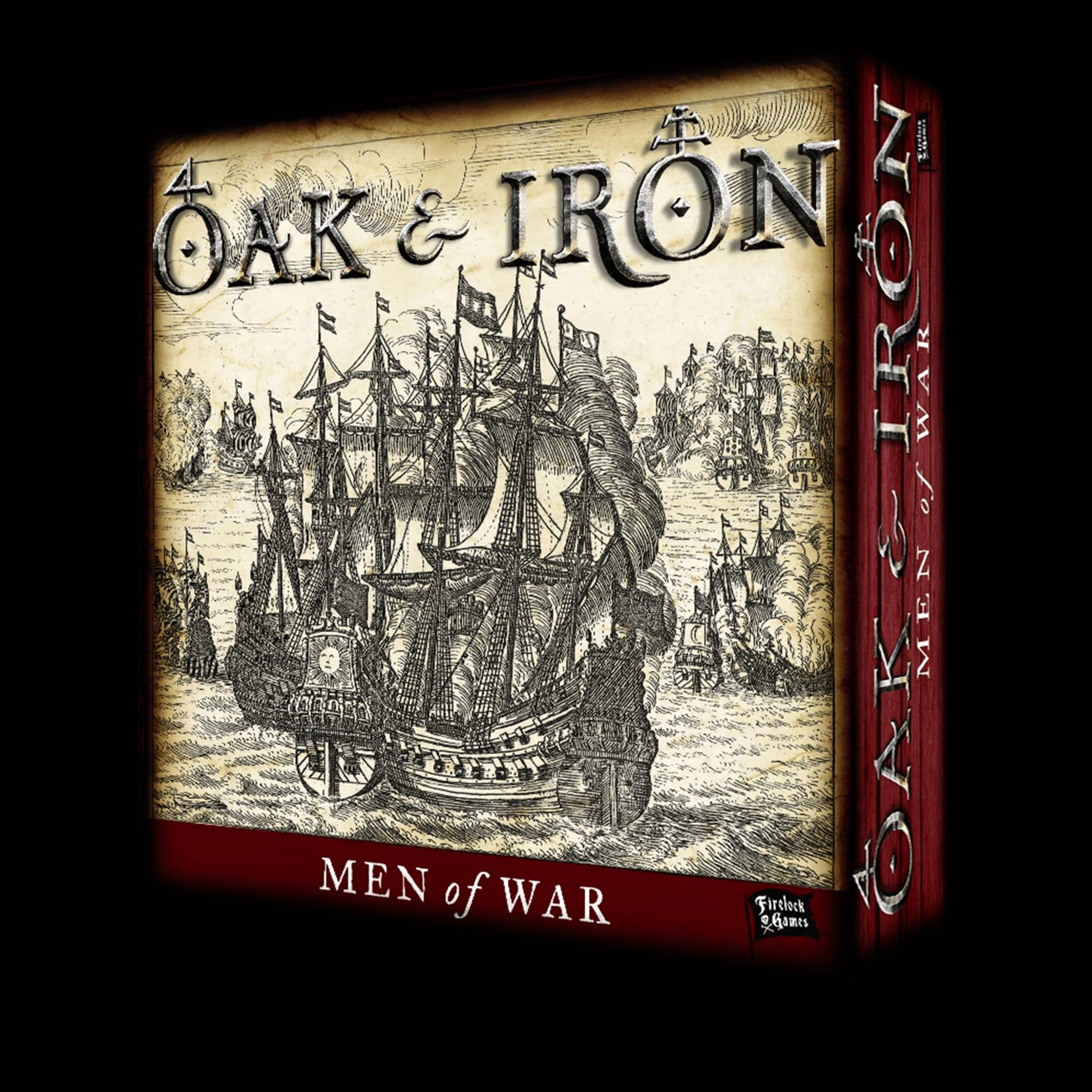 OAK & IRON MEN OF WAR