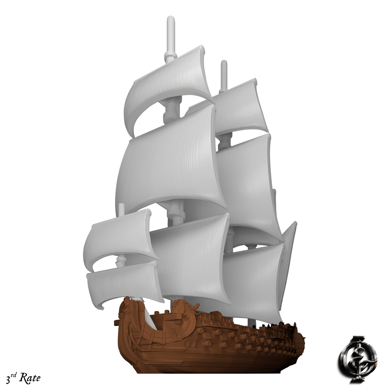 OAK & IRON SHIPS OF THE LINE