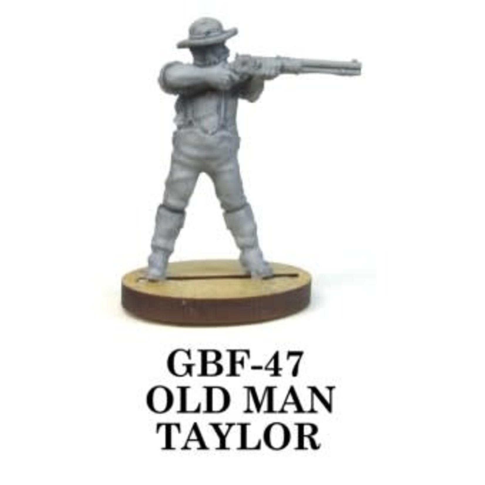 Old Man Taylor