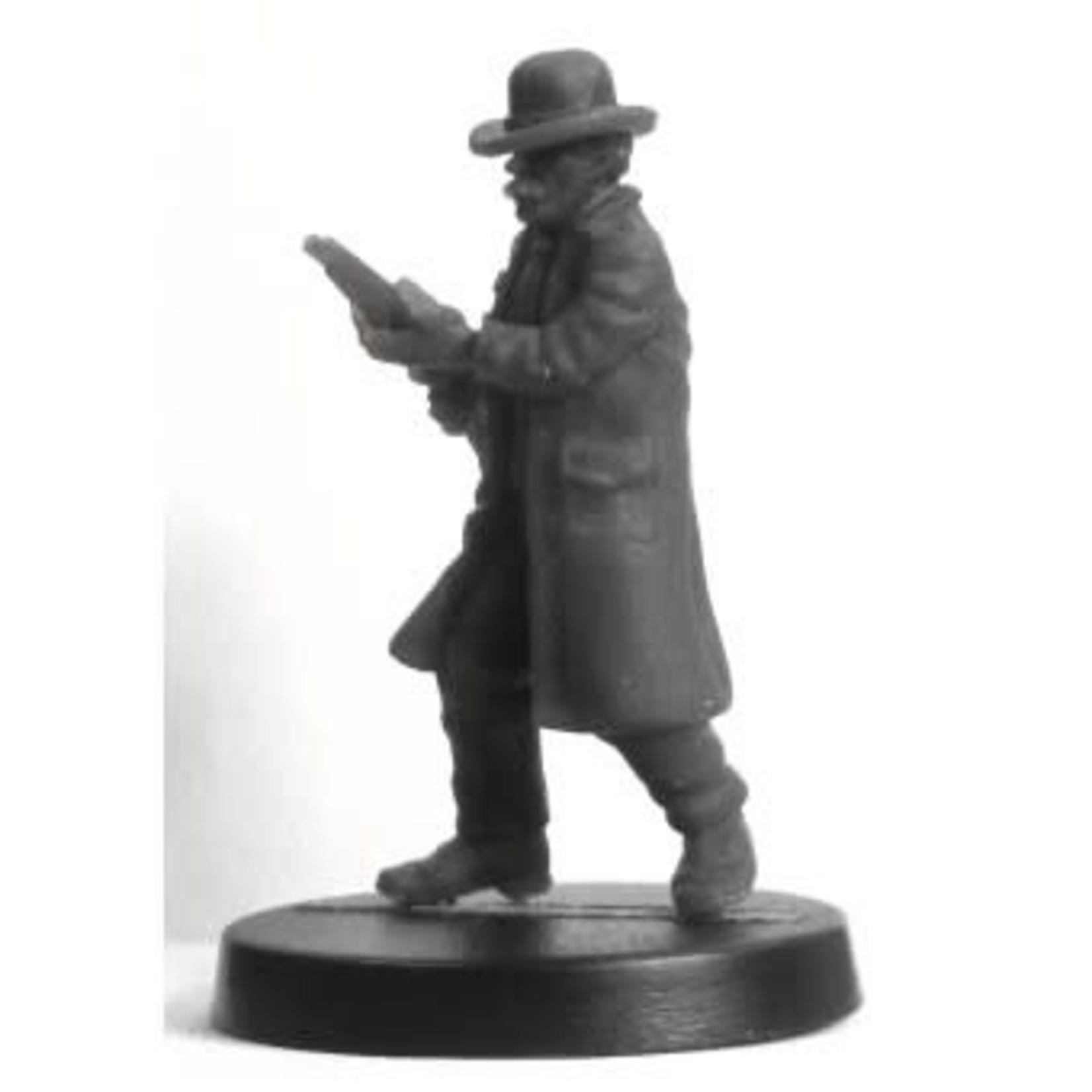 Pinkerton Agent