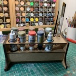 Project Paint & Brush Caddy