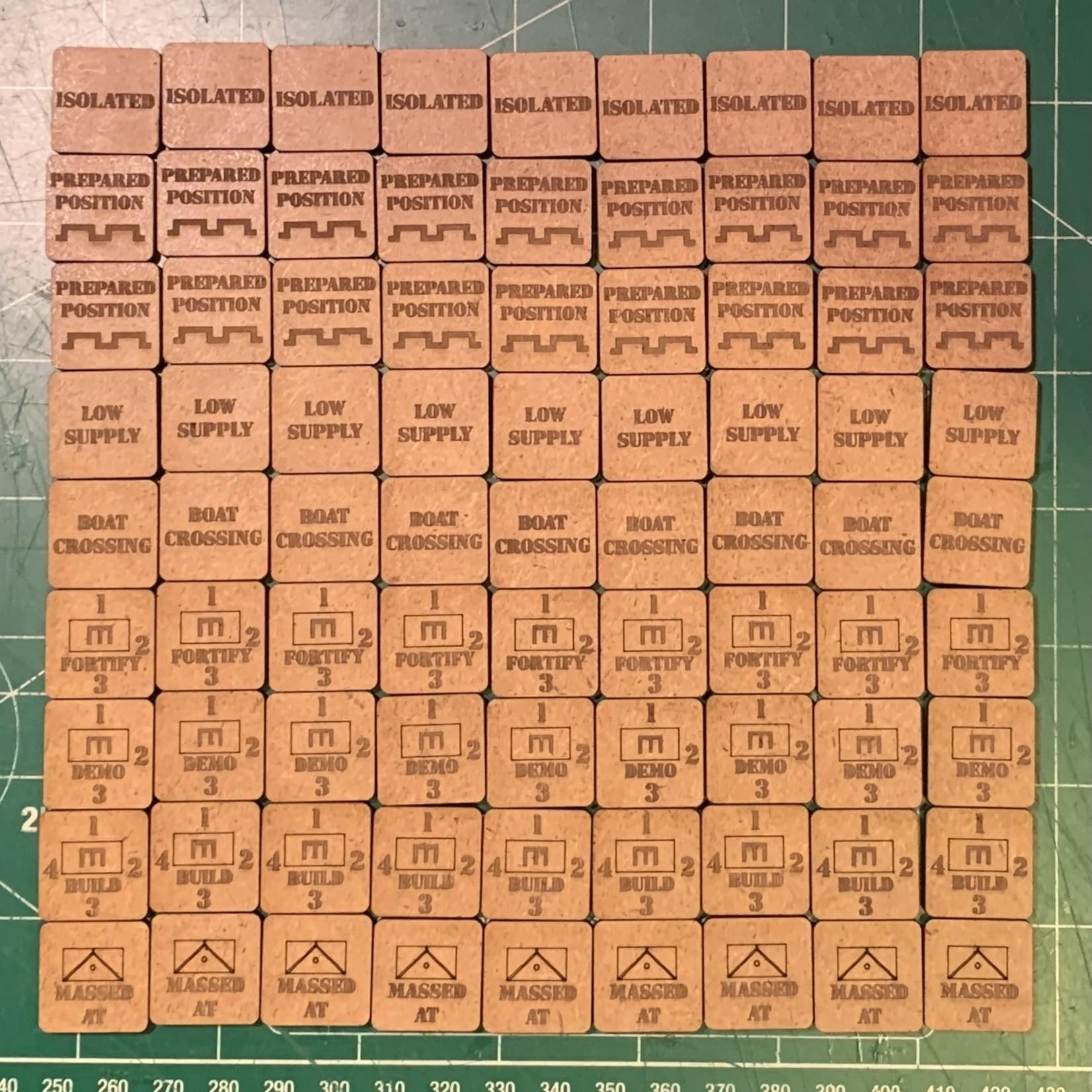 Rommel Marker Set