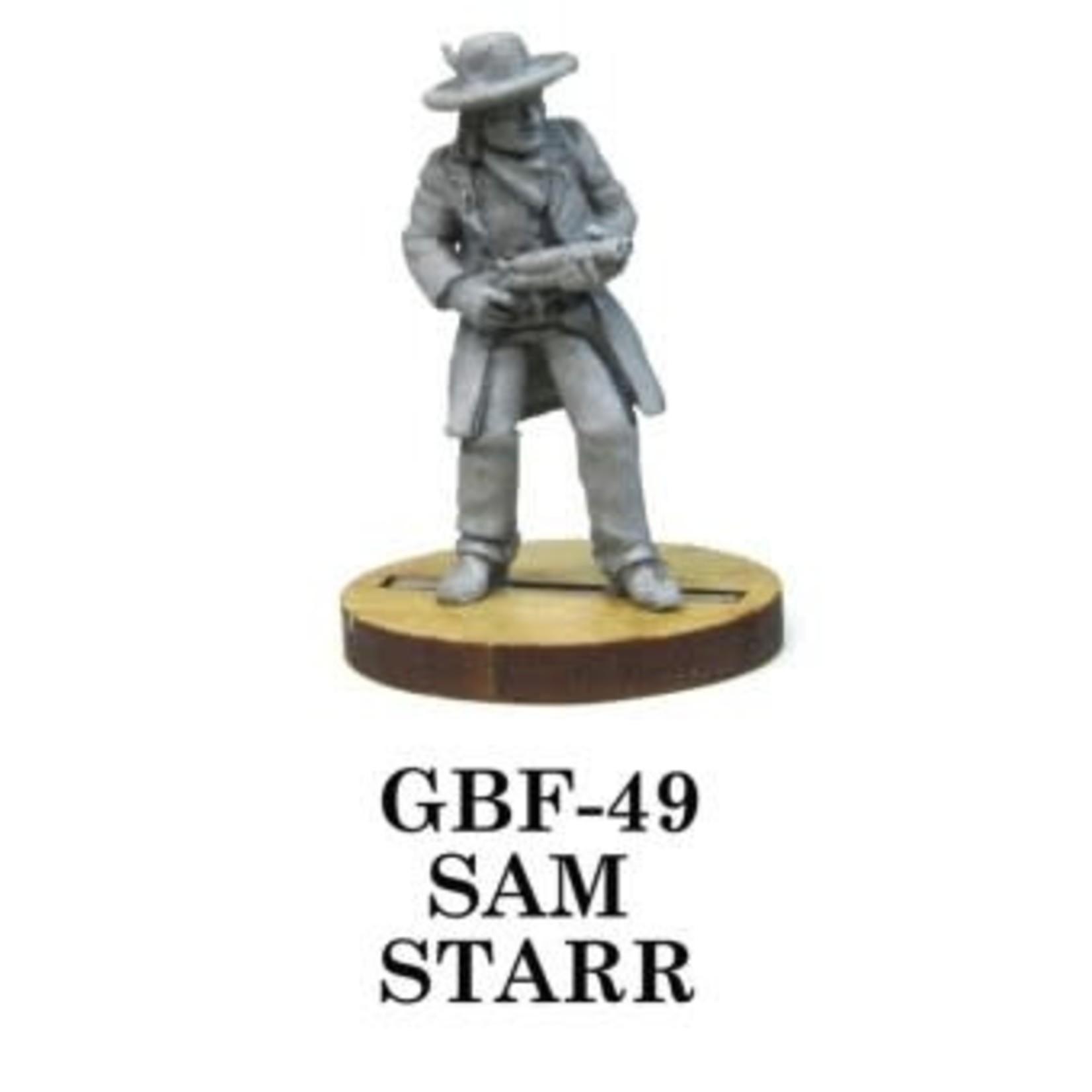 Sam Starr