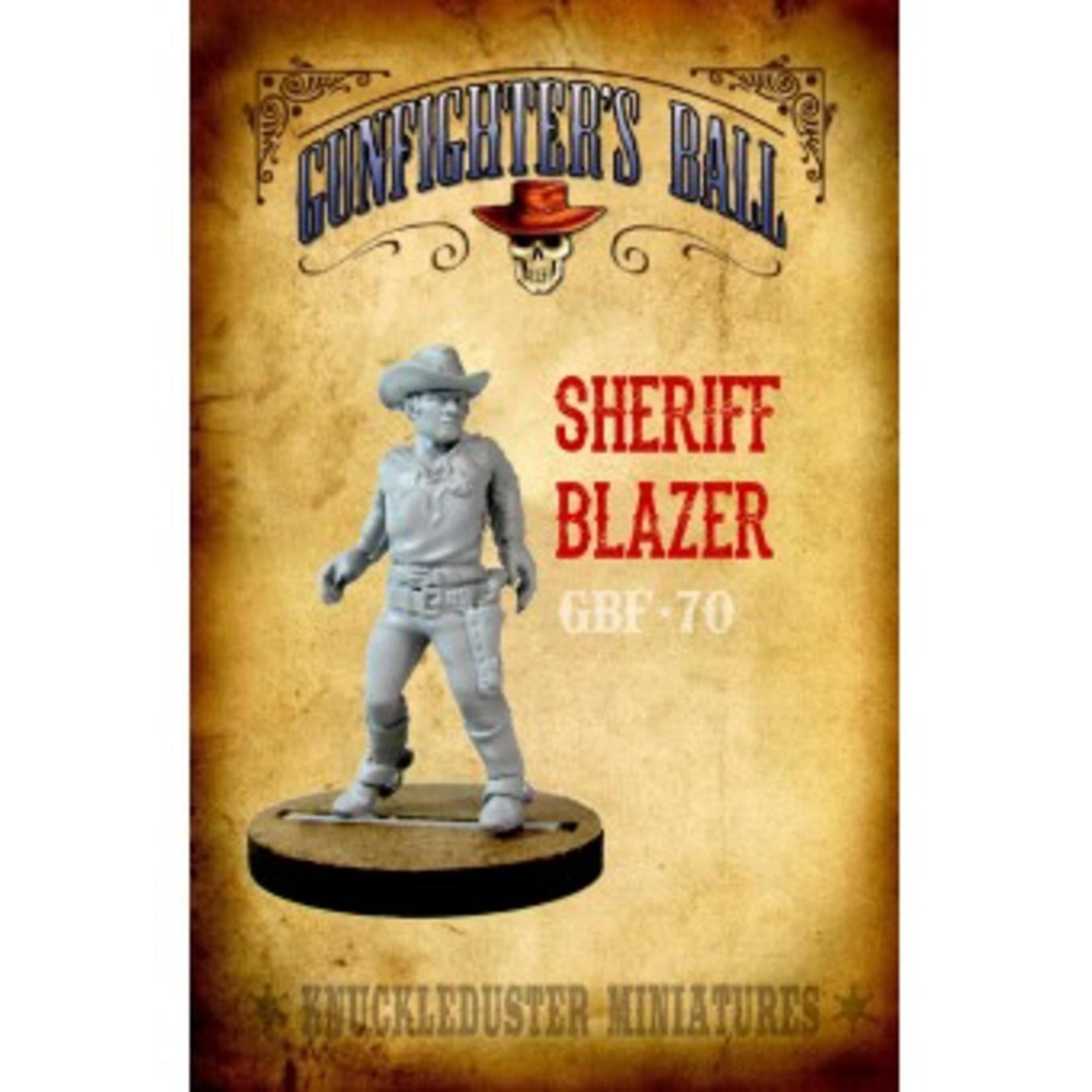 Sheriff Blazer