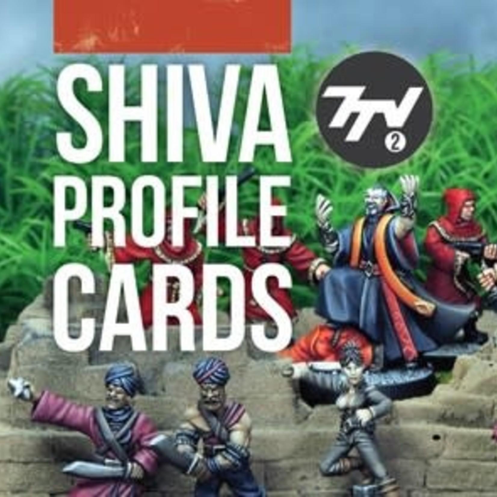 SHIVA Profile Cards