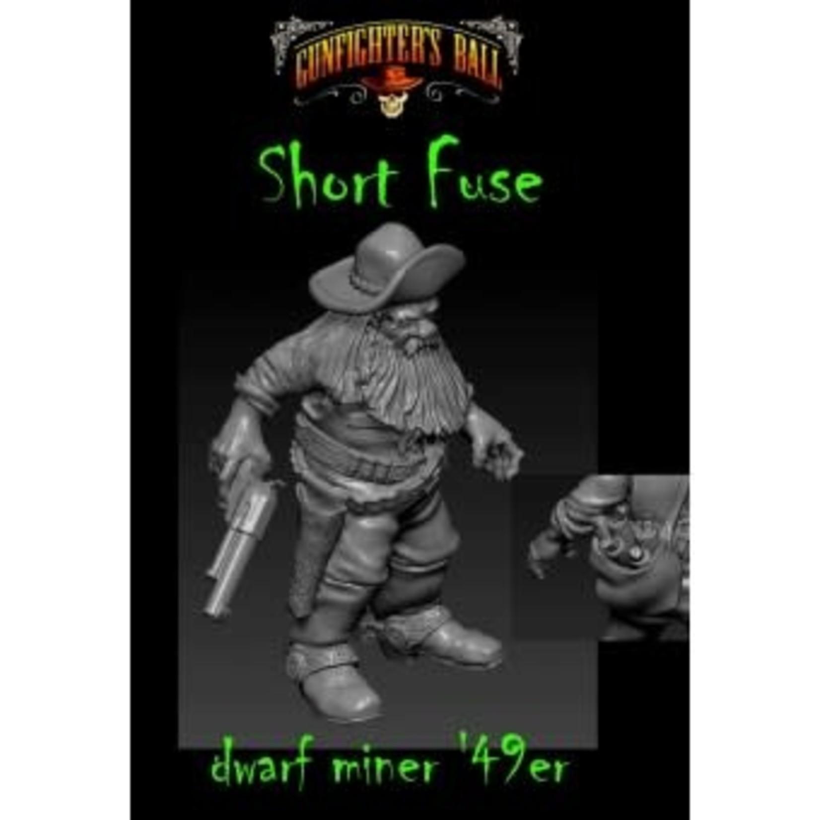 Short Fuse, Dwarf Gunfighter