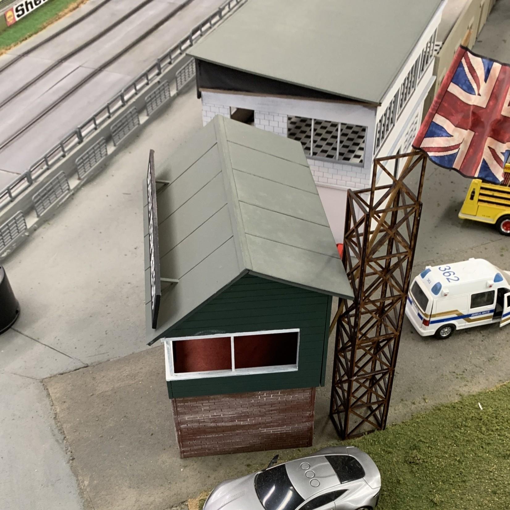 Silverstone Timekeepers Hut