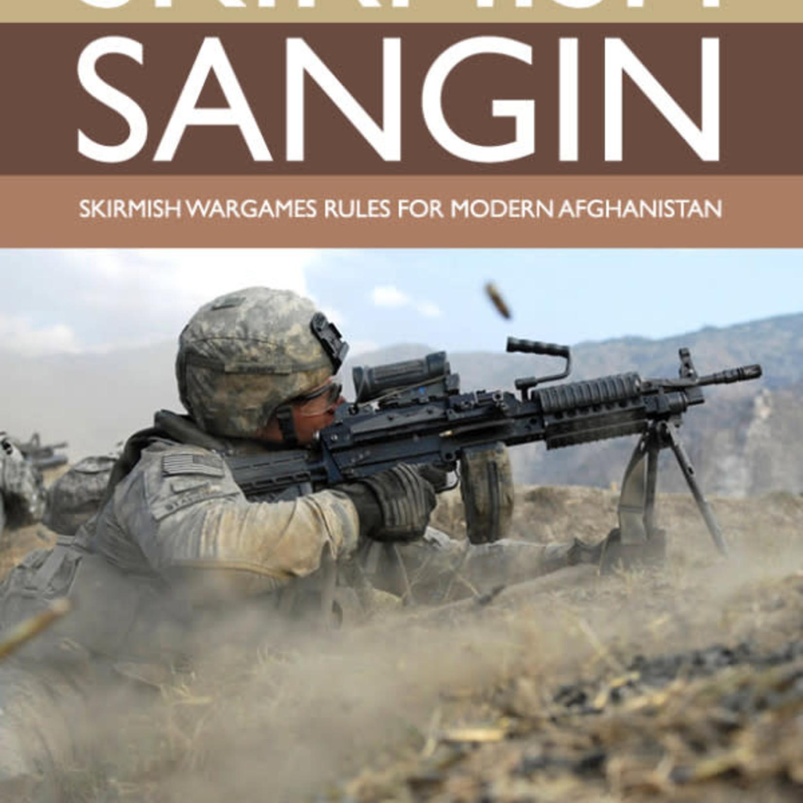 Skirmish Sangin Rulebook