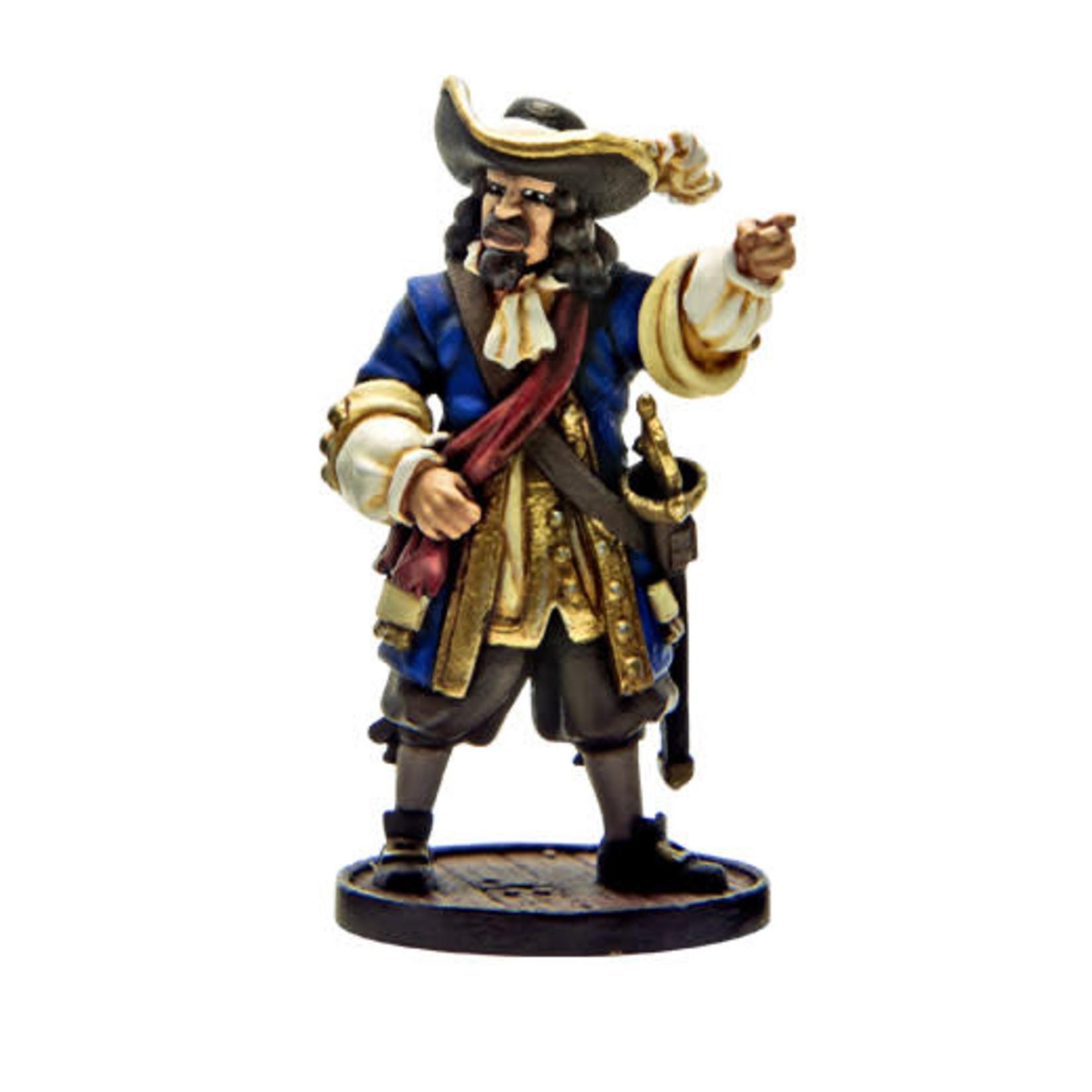 Spanish Commander