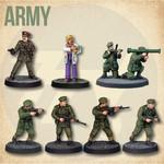Starter Cast: Army