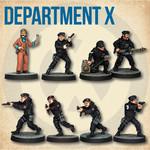 Starter Cast: Department X