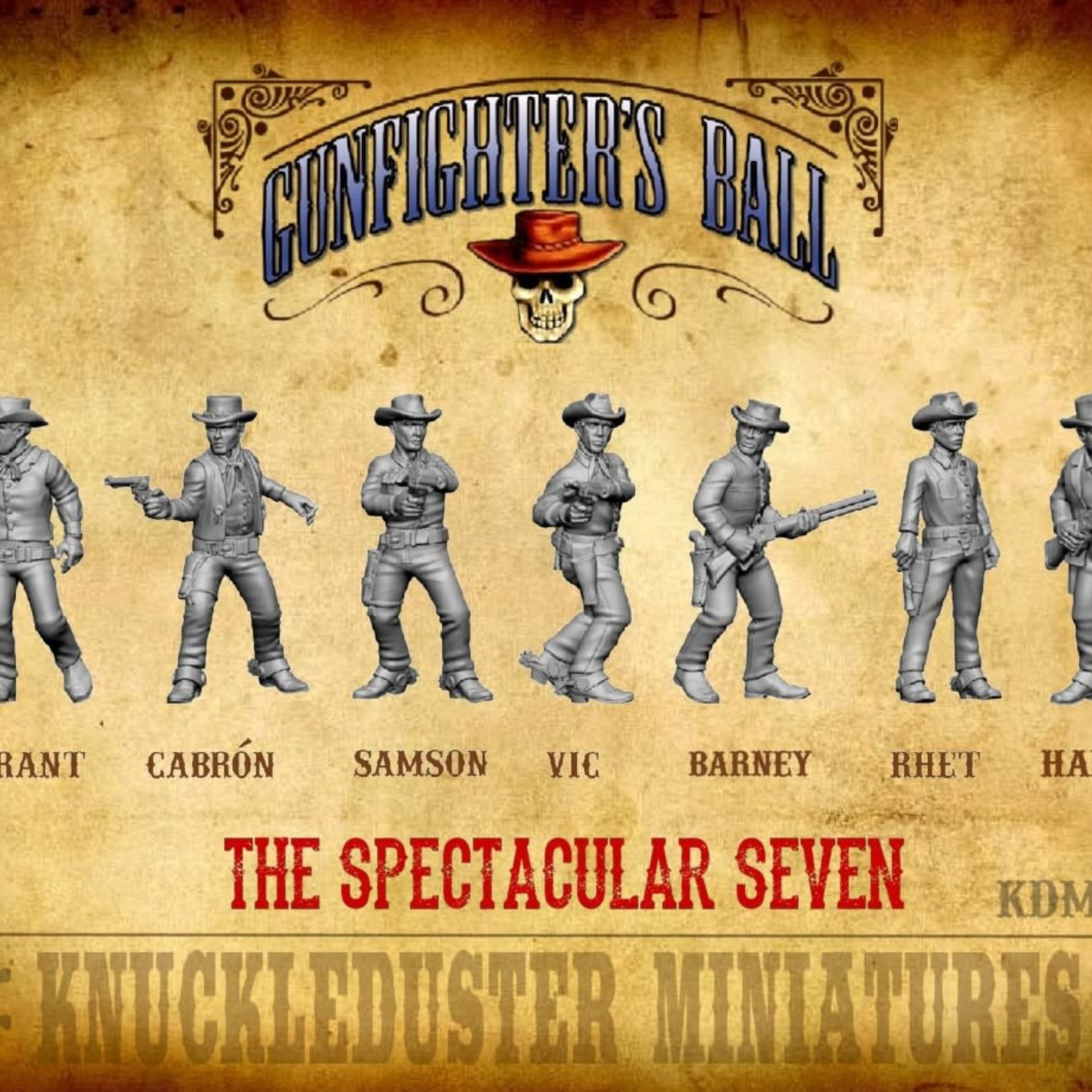 The Spectacular Seven