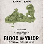 U.S. Army 37mm Team