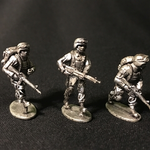 U.S. Rangers M60 Team