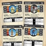 Villain Profile Cards