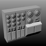 World Domination Large Gauge Console
