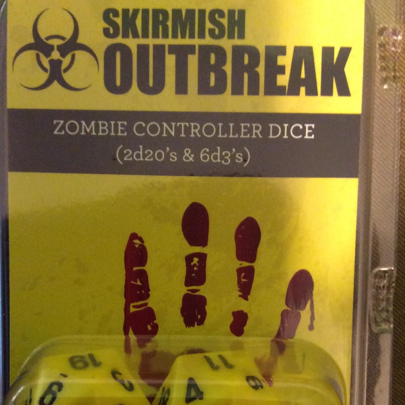 Zombie Controller Dice