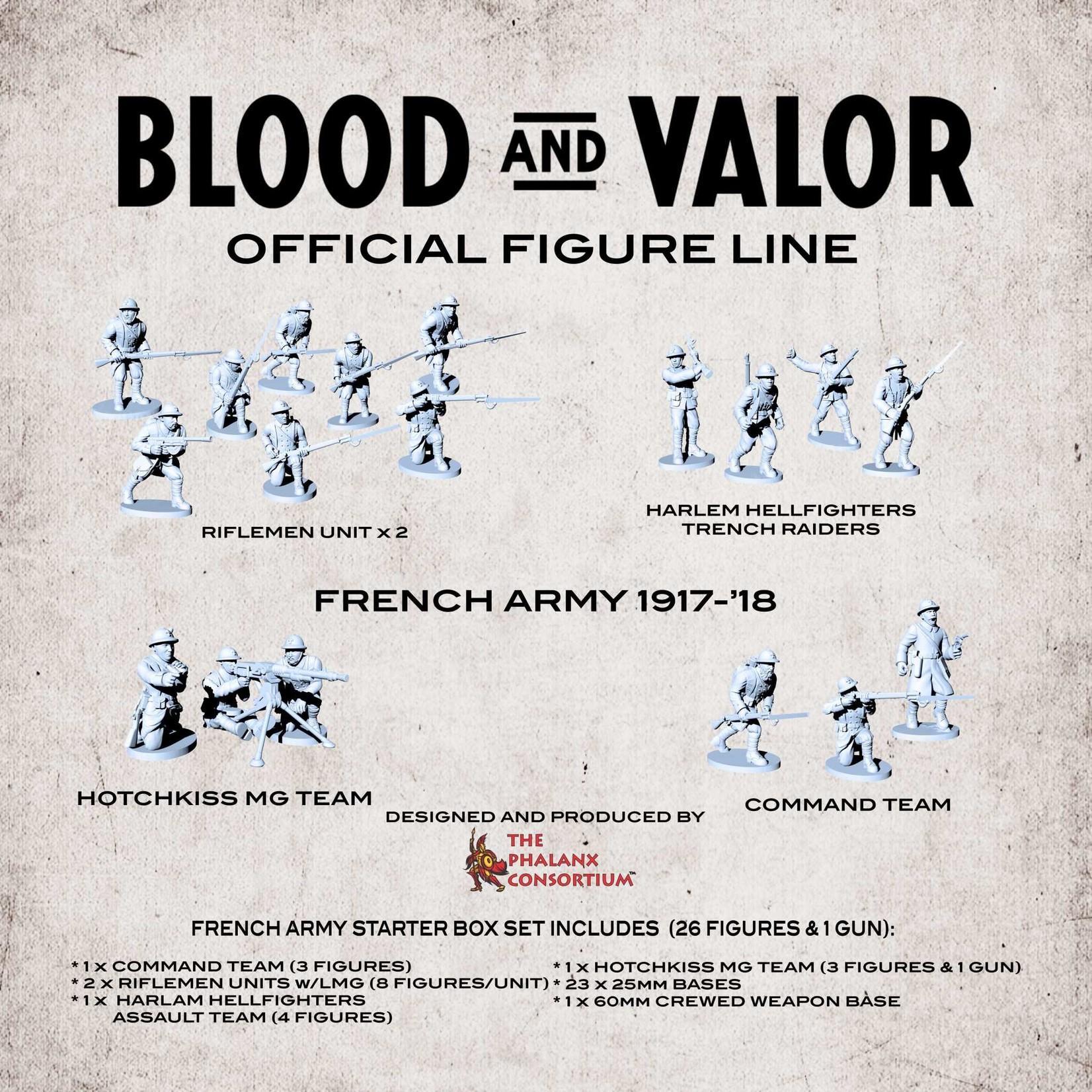 WWI French Army Starter Box 1917-'18
