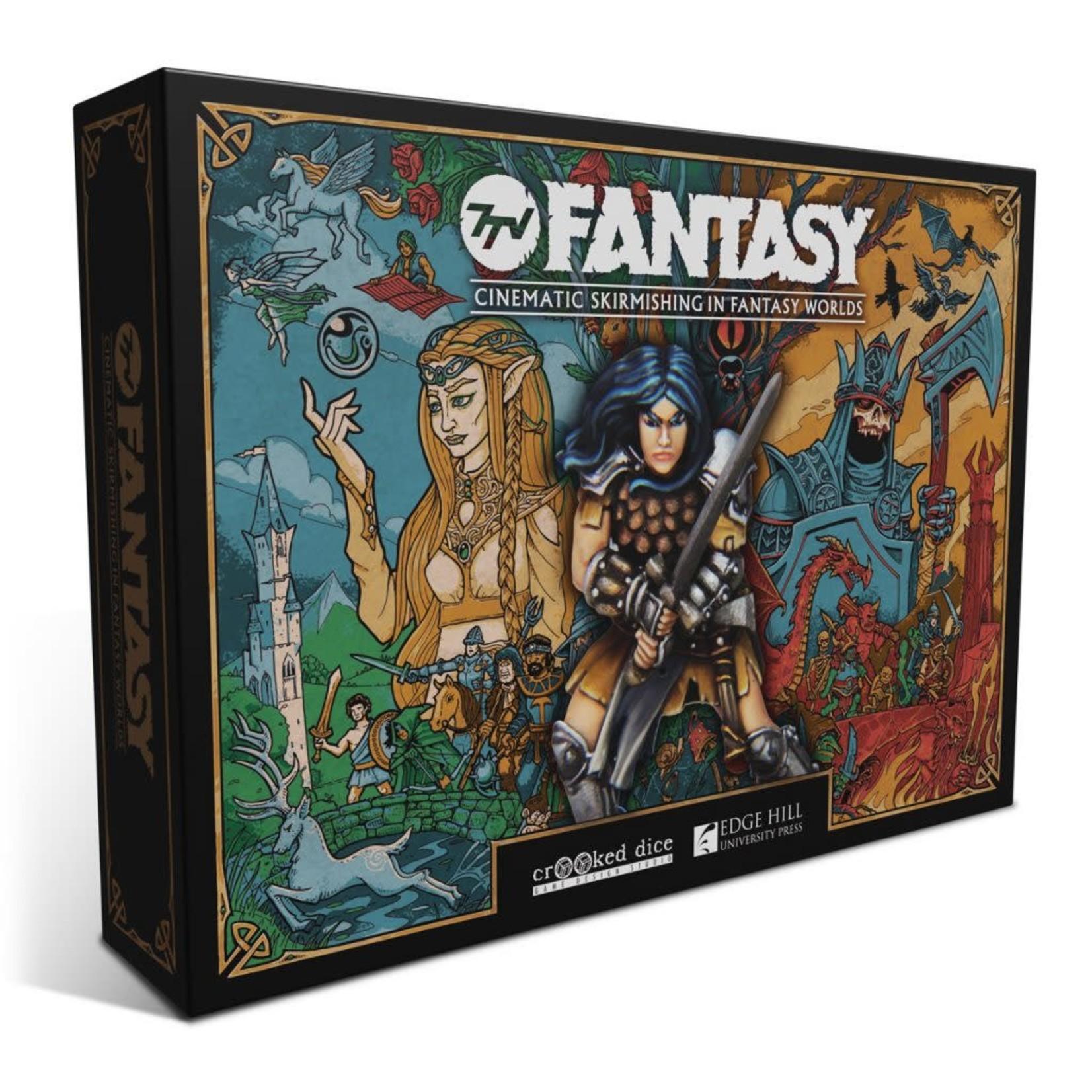 7TV Fantasy Boxed Game