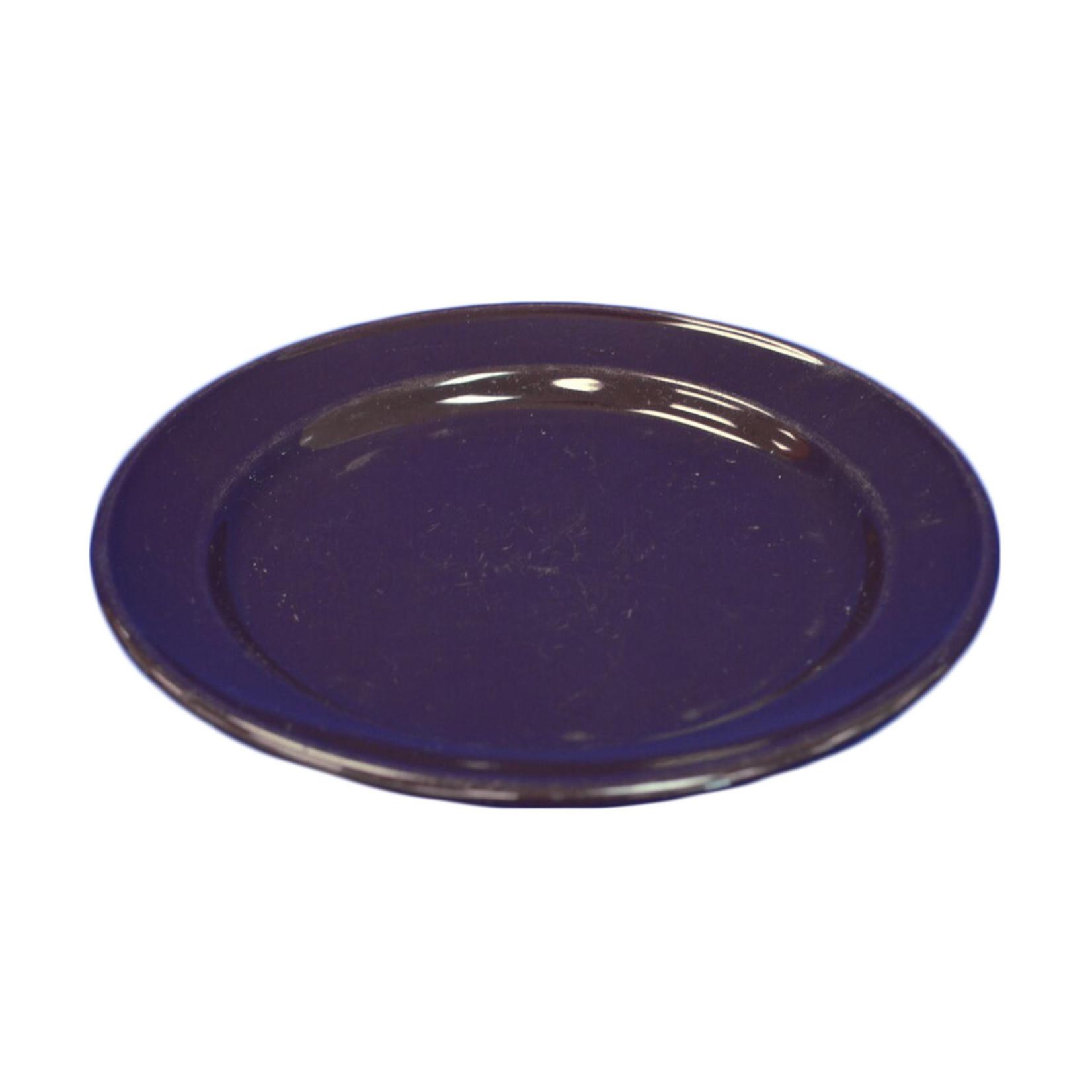Purple Ceramic Plate