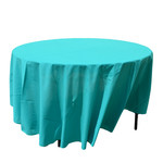 Teal Tablecloth Set