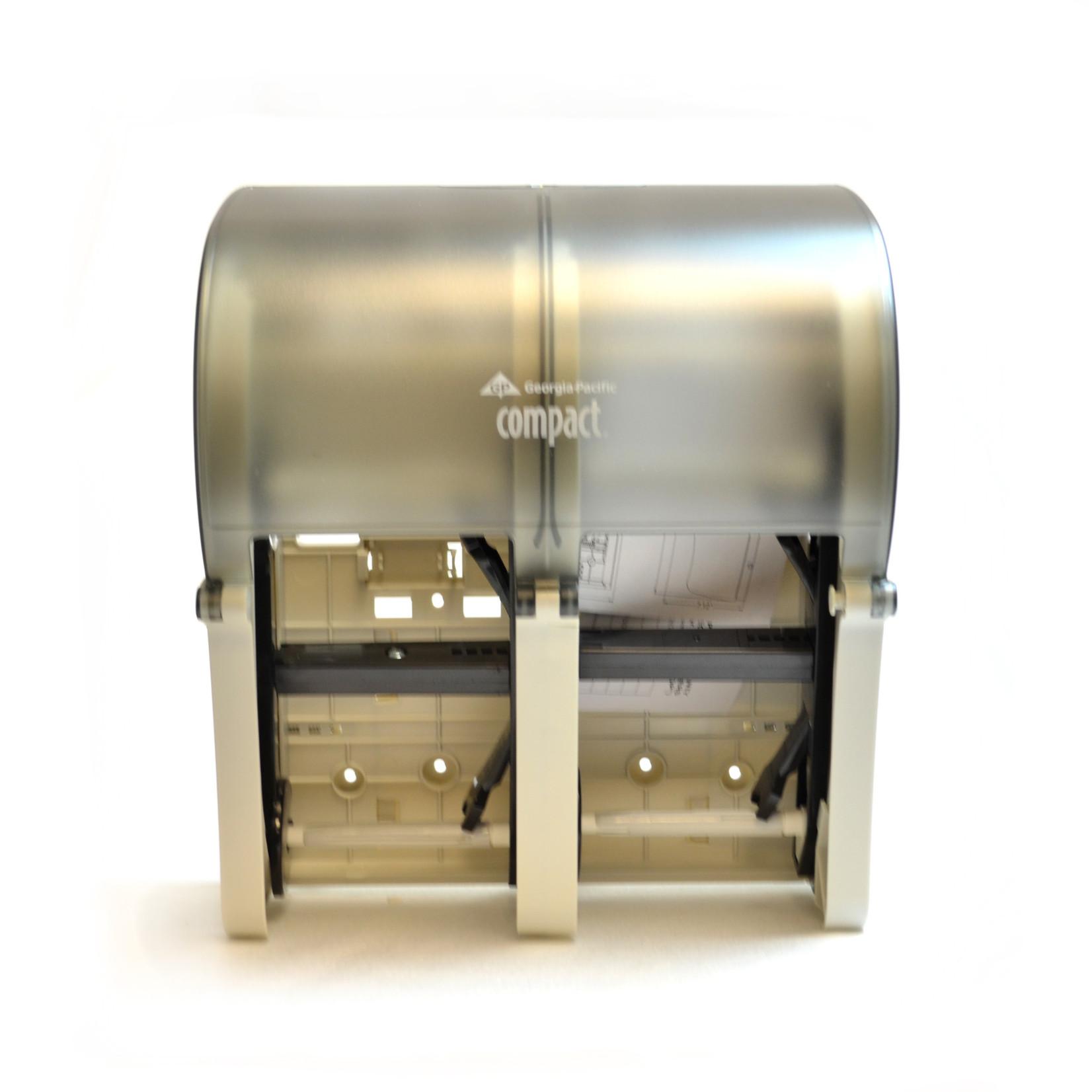 GP Compact 4-Roll Vertical Bath Tissue Dispenser