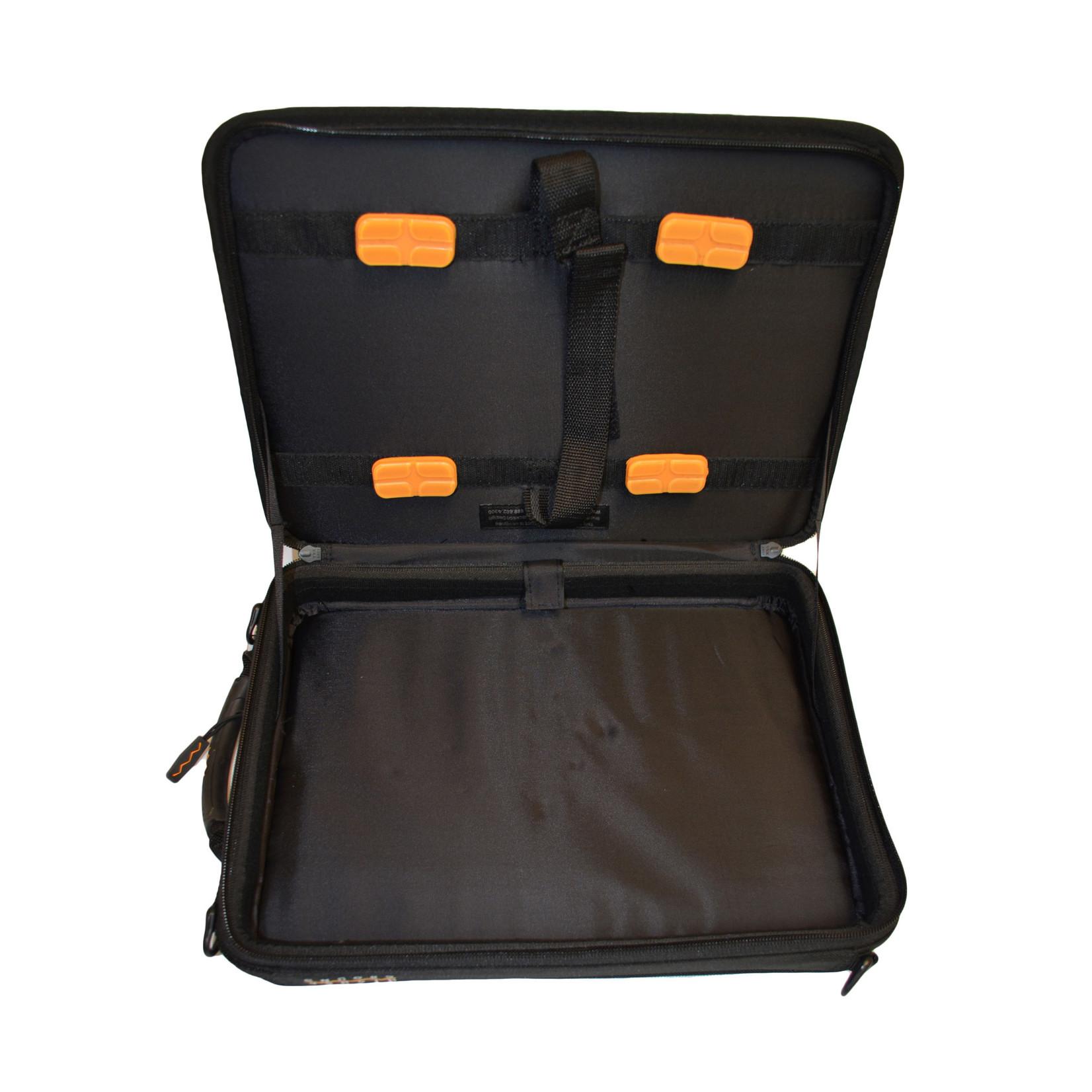 Higher Ground Black Laptop Bag - Shuttle 2.0