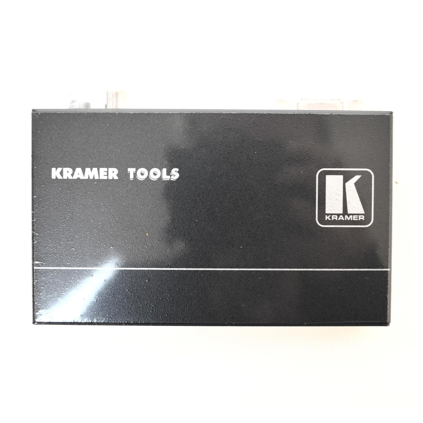 TP-122x1 UXGA; Audio Line Receiver