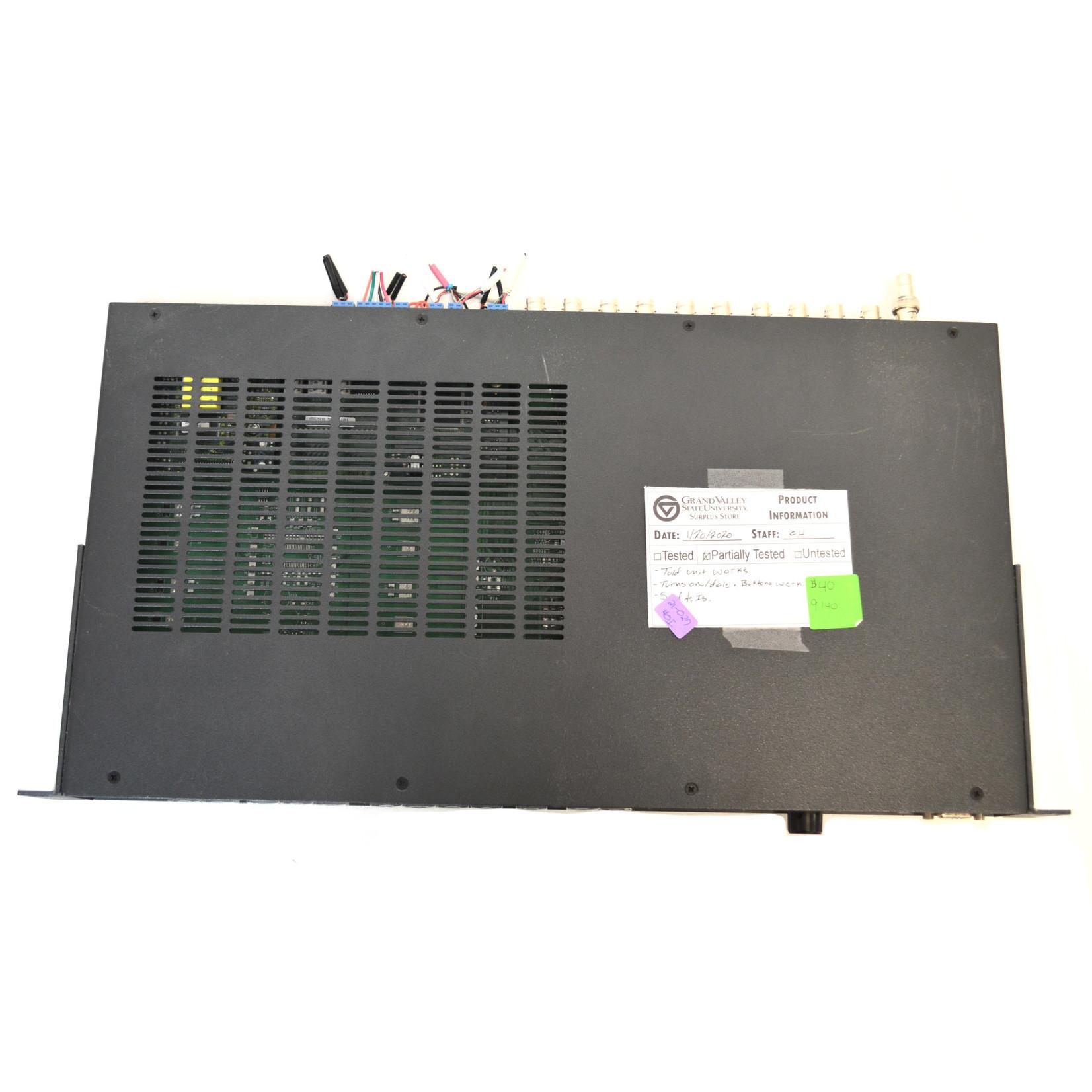 Extron System 5 IP Switcher