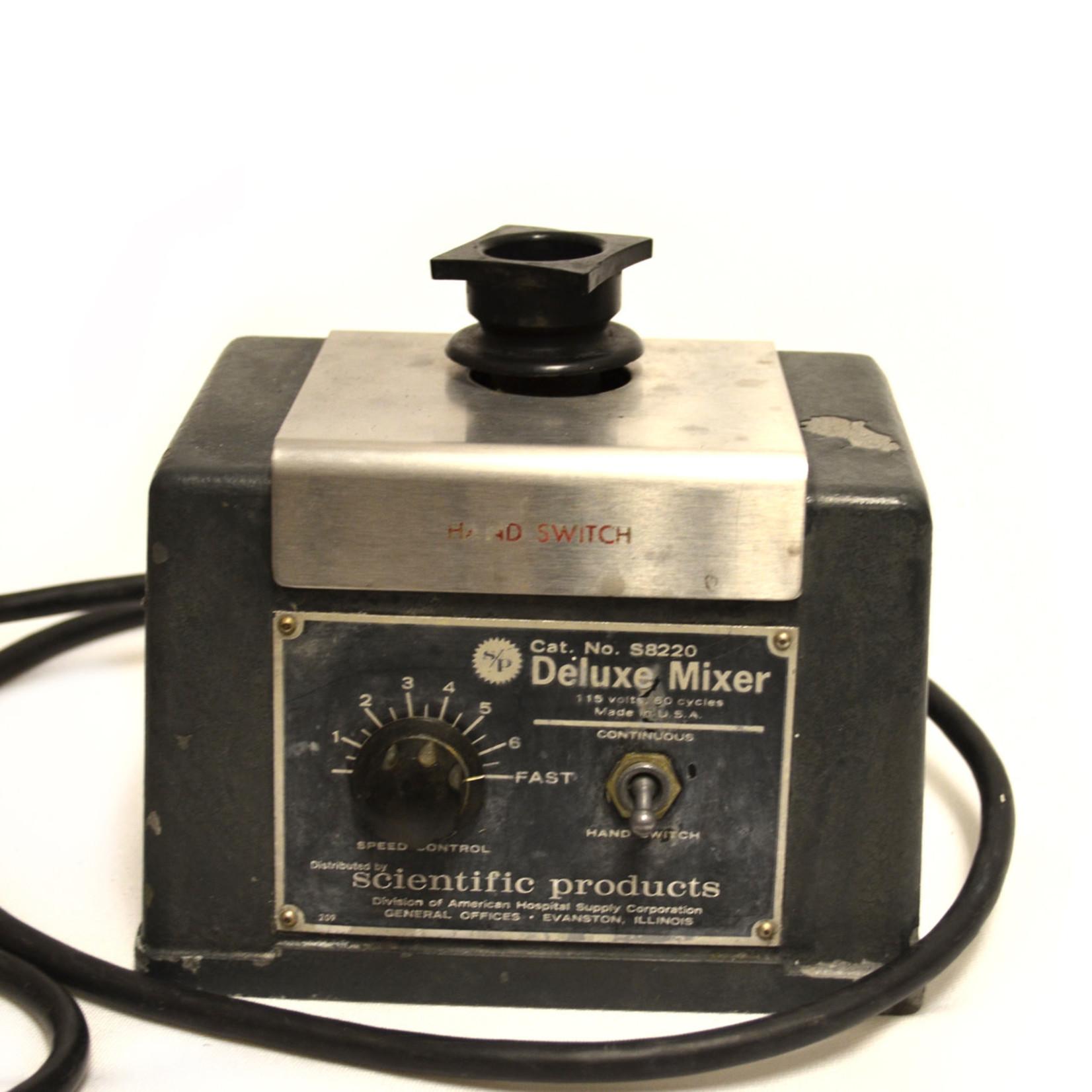 Deluxe Mixer