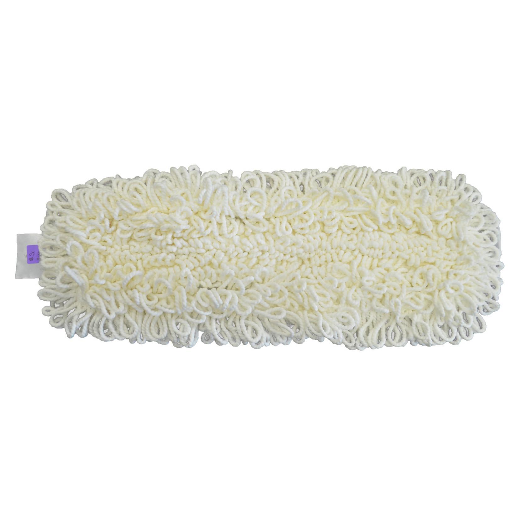 Shaggy Flat Mop Head