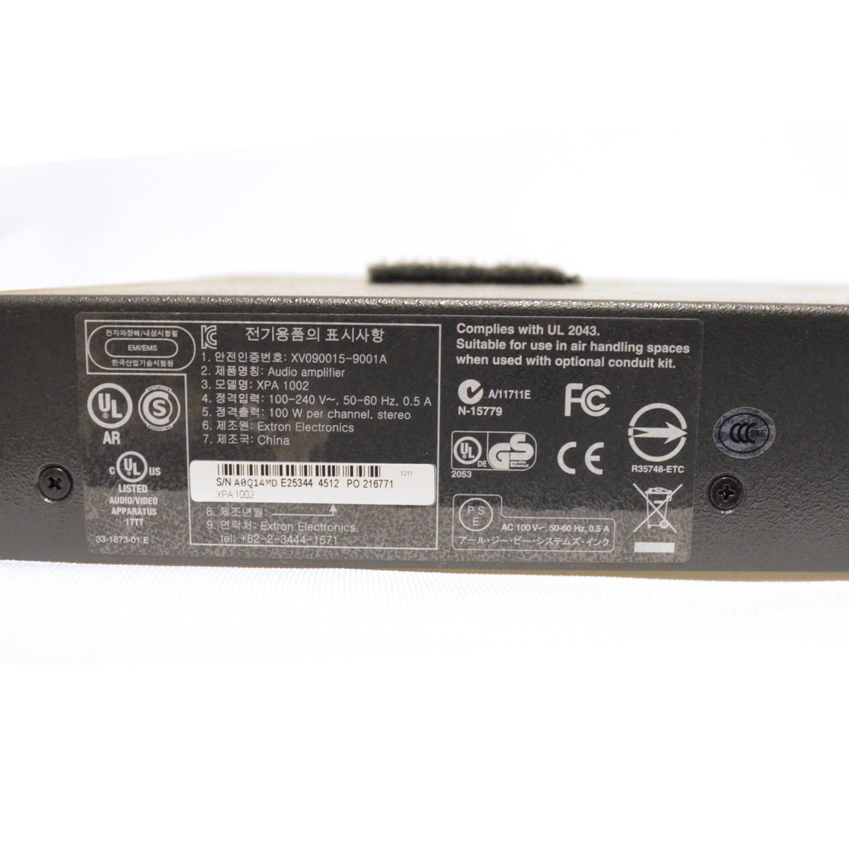 Extron XPA 1002 Power Amplifier