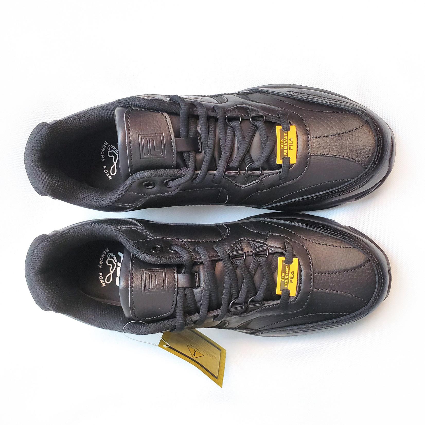 Fila Men's Memory Workshift Slip Resistant Shoe