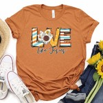 Love Like Jesus SS Tee