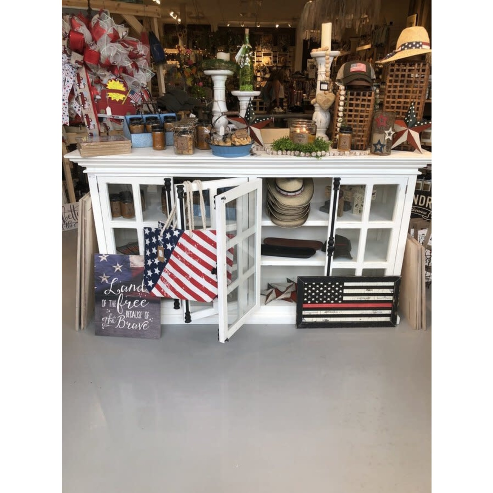 French Hardware Console (White)