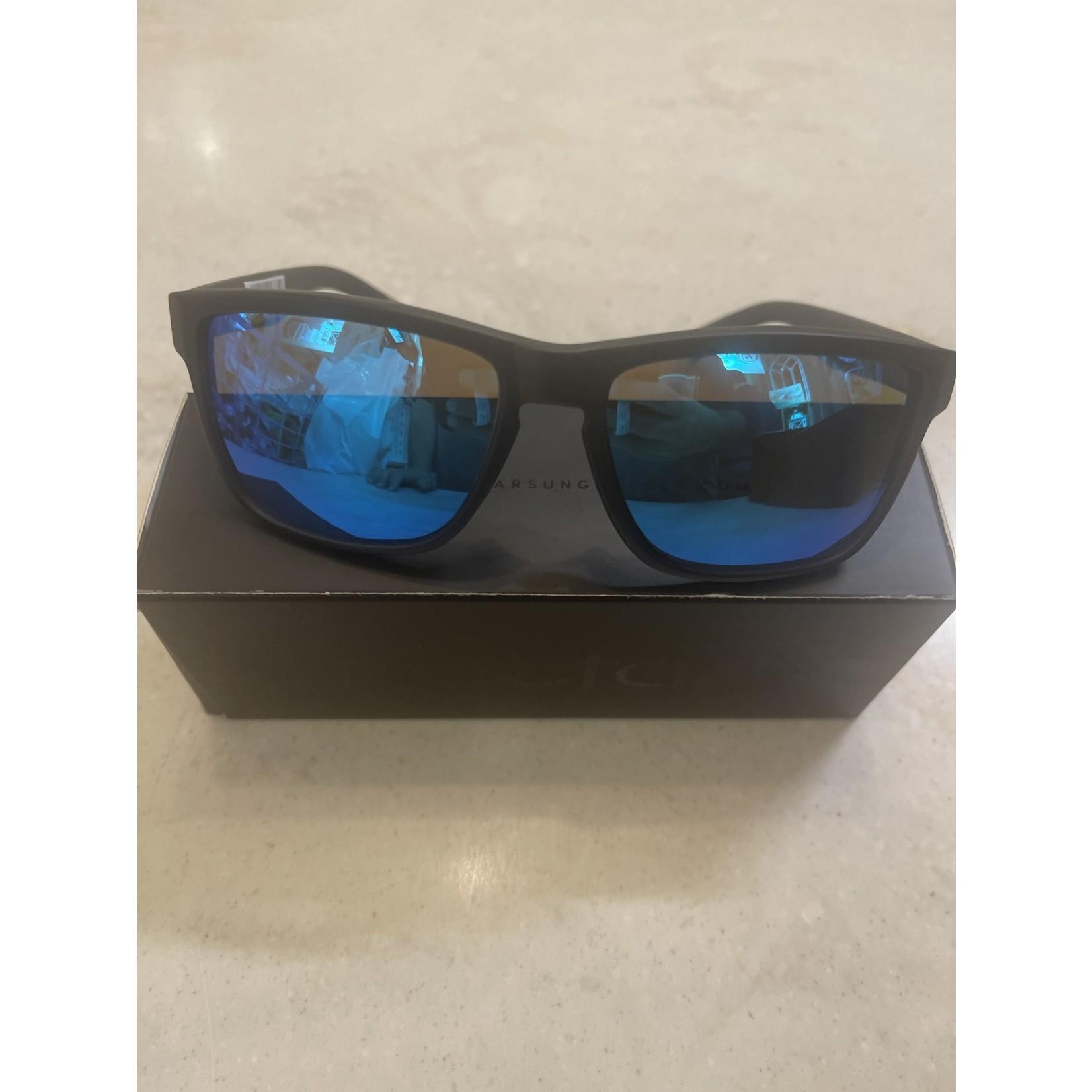 Nectar Nectar Shenandoah Black Frame Blue Lens