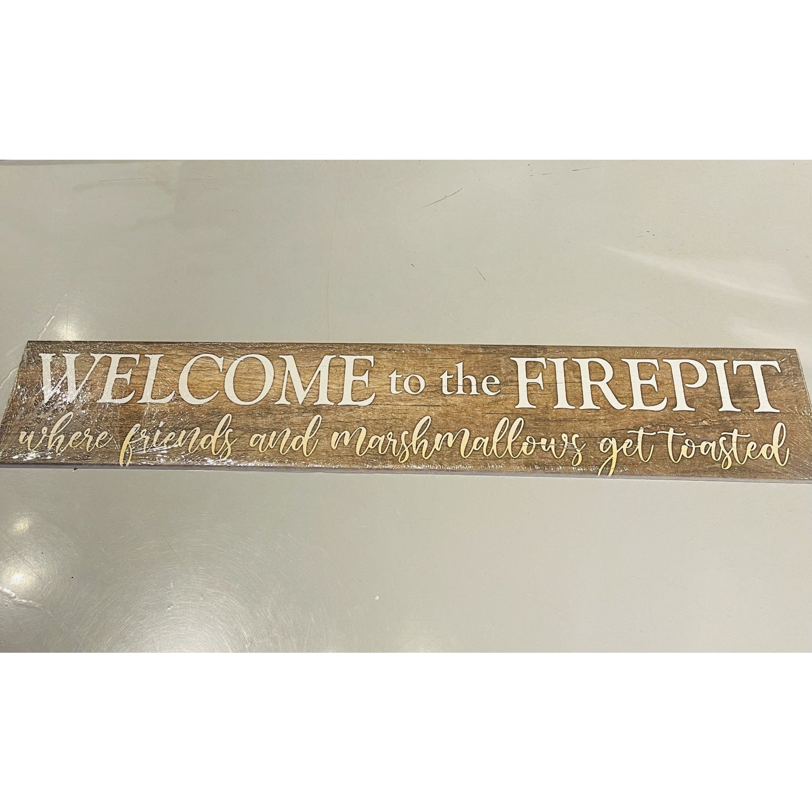 Welcome To The Firepit Above Board