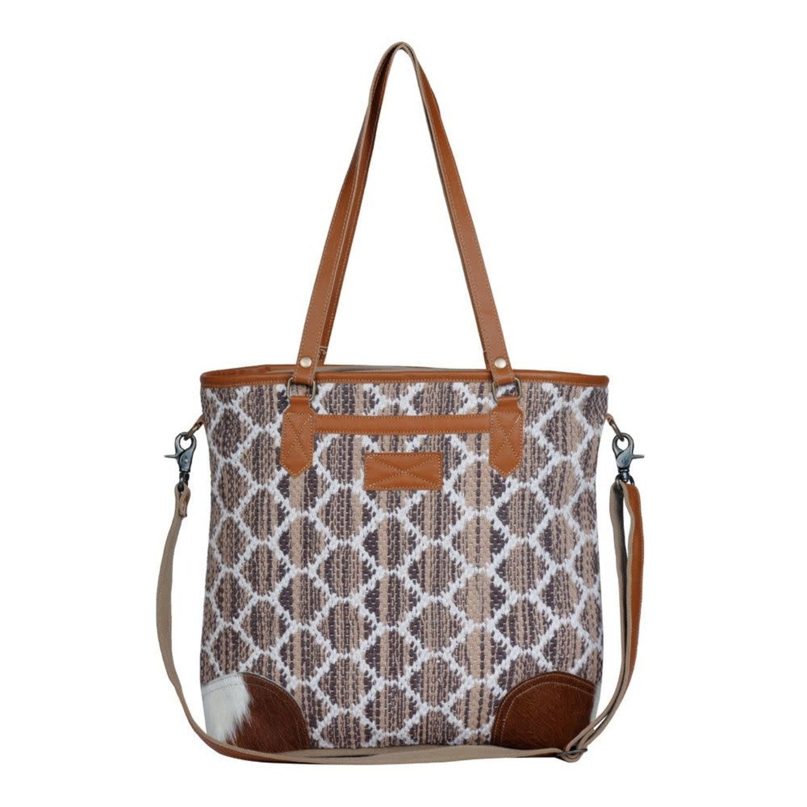 Myra Bags Myra Bag Perfect Match Tote