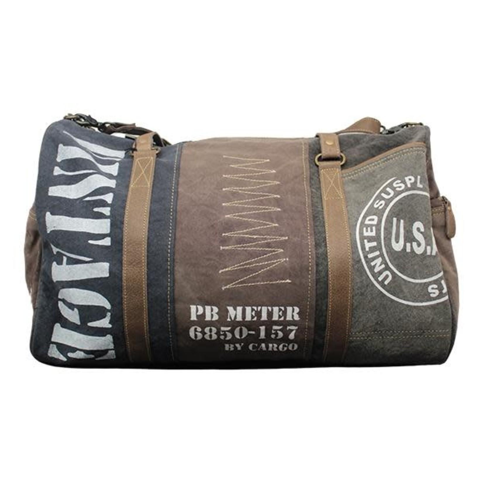 Myra Bags Myra Bag Vintage USA Travel Bag