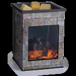 Glass Illumination Fragrance Warmer Hearthstone
