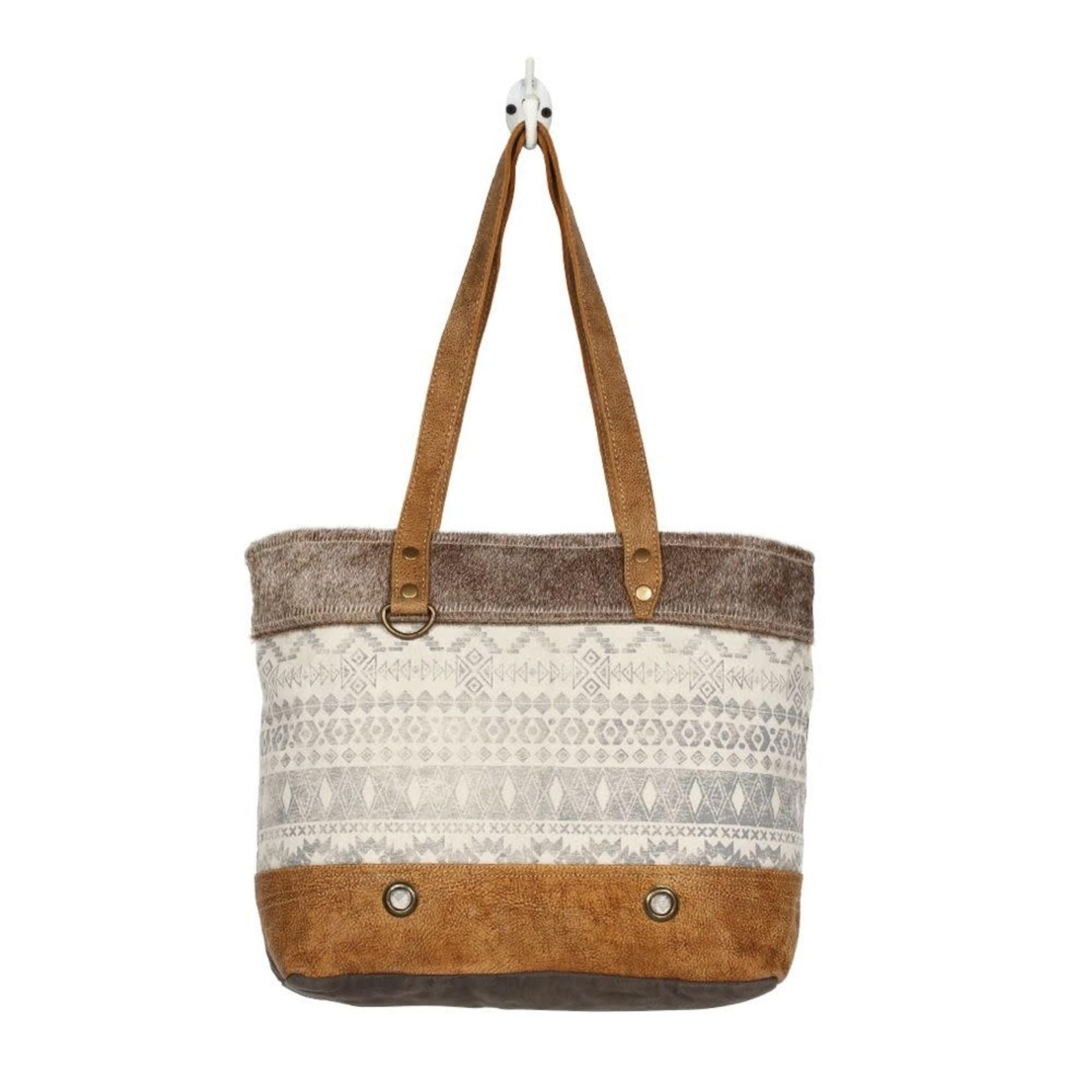Myra Bags OROMOS CANVAS TOTE BAG