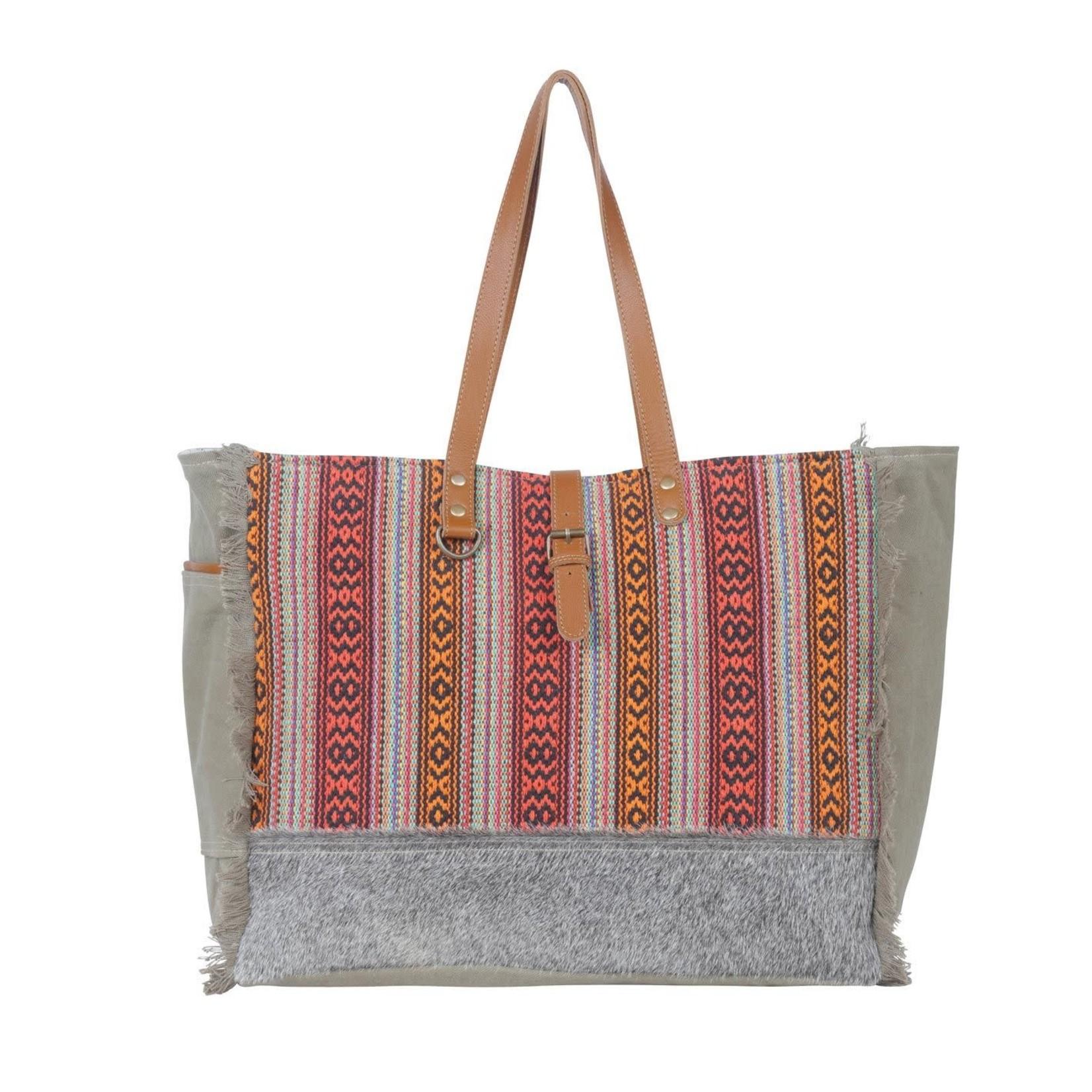 Myra Bags Rouge Weekender Bag