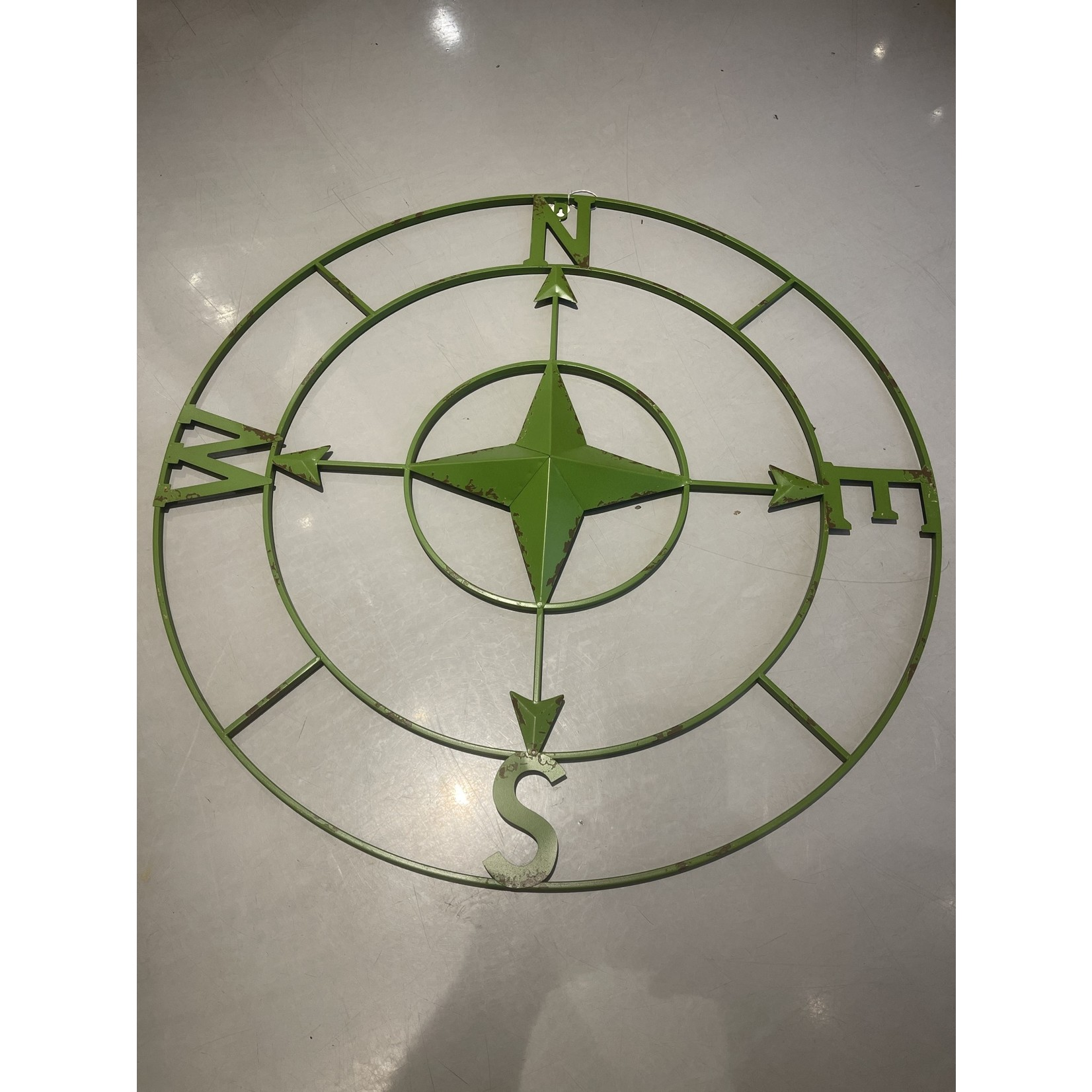 Green Compass (30 in.)